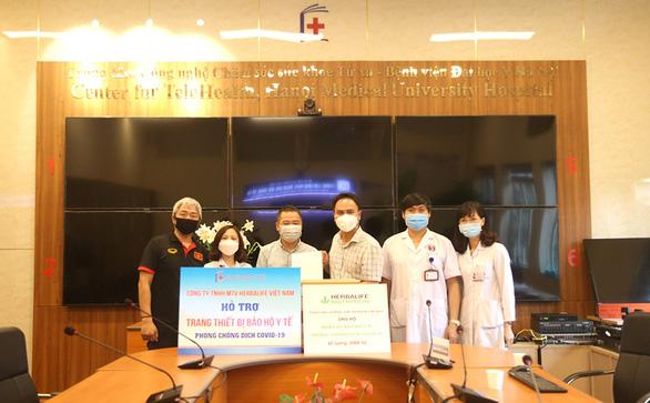 Herbalife Việt Nam chung tay phòng chống dịch COVID-19 - Ảnh 2.