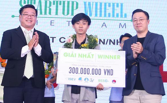 Hai start-up Việt Nam giành giải thưởng của Liên Hiệp Quốc - Ảnh 1.