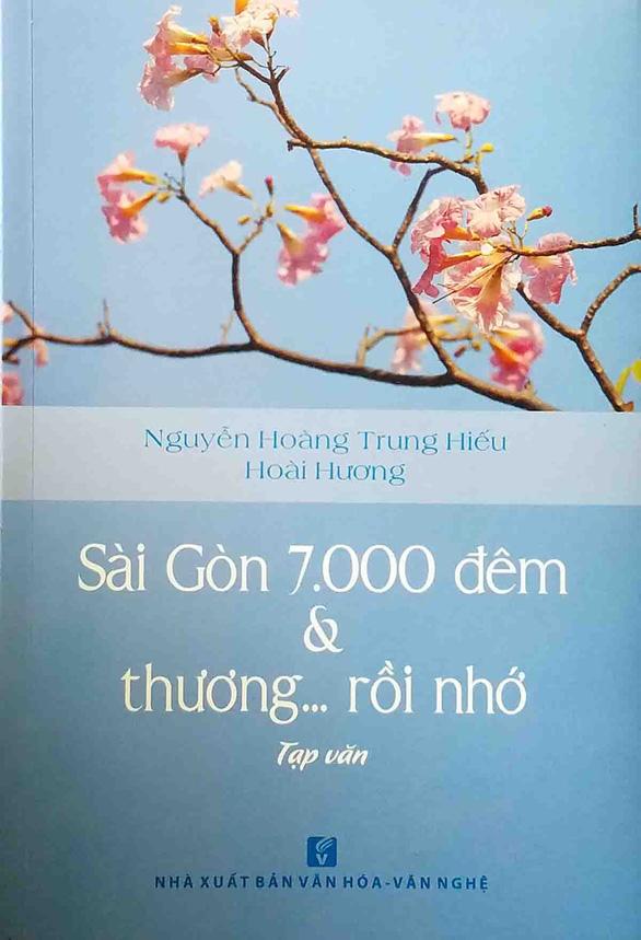 Đếm thời gian gắn bó với Sài Gòn - Ảnh 1.