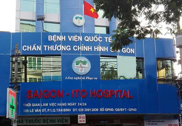 TP.HCM phạt 3 cơ sở khám chữa bệnh gần 90 triệu đồng - Ảnh 1.
