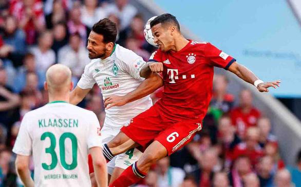 Chờ cuộc đua nóng bỏng Bundesliga - Ảnh 1.