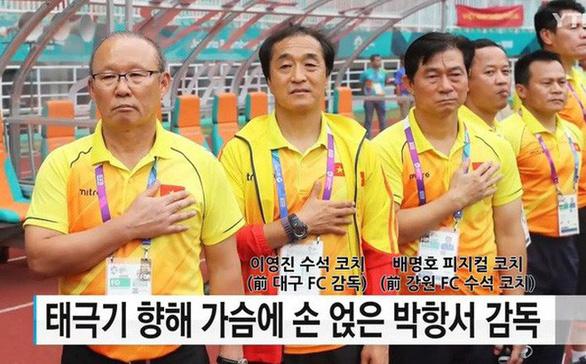 Cựu trợ lý HLV Park Hang Seo: Muốn đến World Cup, bóng đá VN phải gạt bỏ sự thoả mãn - Ảnh 1.