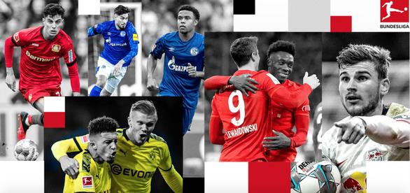 Chờ hàng tỉ người xem Bundesliga tối nay - Ảnh 1.