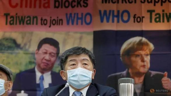 Đài Loan từ chối chấp nhận Một Trung Quốc để vào WHO - Ảnh 1.