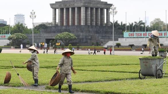 Việt Nam sau giãn cách và thành phố của những nụ cười trong mắt khách Tây - Ảnh 1.