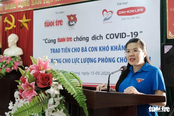 300 triệu đồng Cùng Tuổi Trẻ chống dịch COVID-19 đến tay đồng bào Hà Giang - Ảnh 5.