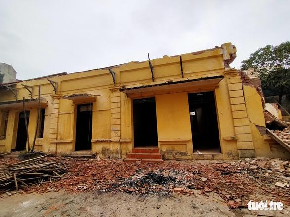 Biệt thự từng thuộc Trạm phát sóng Bạch Mai sắp bị phá dỡ - Ảnh 4.