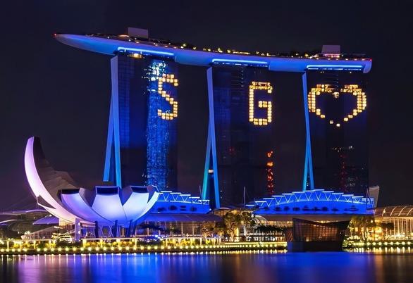 Singapore dùng công nghệ để tái thiết ngành du lịch sau dịch COVID-19 - Ảnh 1.
