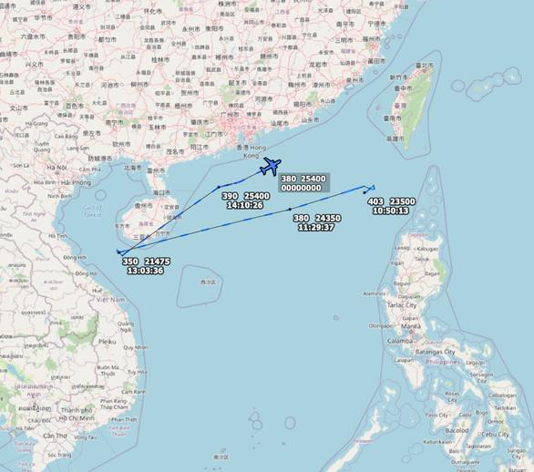 Máy bay săn ngầm Mỹ 2 lần áp sát căn cứ tàu ngầm lớn nhất của Trung Quốc - Ảnh 4.