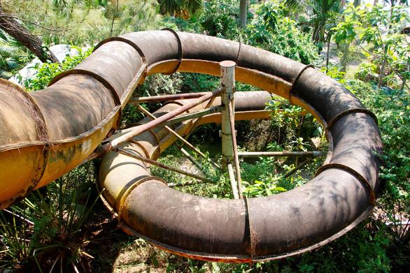 Công viên rùng rợn Hồ Thủy Tiên sắp được hồi sinh - Ảnh 2.