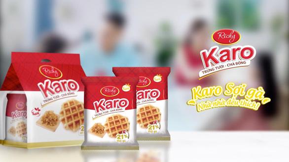 Bánh Karo trứng tươi chà bông gây bão cộng đồng mạng - Ảnh 4.