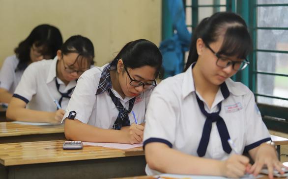 Tuyển sinh đại học 2020: Giảm mạnh xét điểm thi THPT - Ảnh 1.