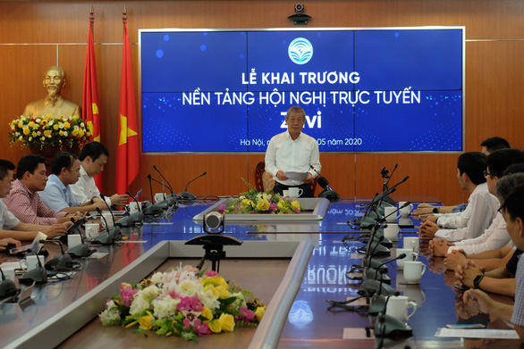 Ra mắt nền tảng hội nghị trực tuyến Made in Vietnam đầu tiên Zavi - Ảnh 1.