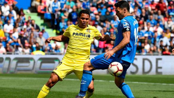 Getafe và Villarreal phủ nhận cáo buộc dàn xếp tỉ số - Ảnh 1.