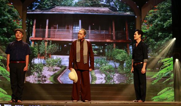 Phát sóng đêm nhạc Hồ Chí Minh - Chân dung một con người vĩ đại - Ảnh 6.