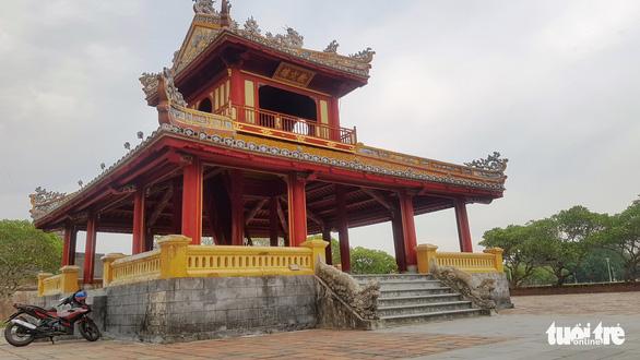 Lấy ý kiến bảo tồn di tích Huế tại Phu Văn Lâu - Ảnh 1.