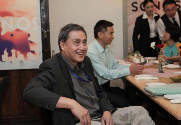 Bình luận viên nổi tiếng Zhang Lu: Bóng đá Trung Quốc đã bị Việt Nam, Thái Lan vượt qua - Ảnh 1.
