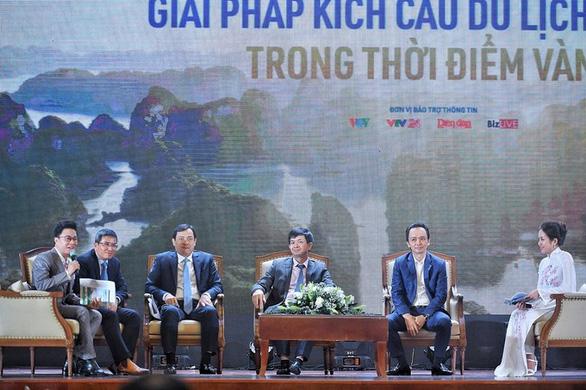 Thứ trưởng Lê Quang Tùng: Làm thế nào để người dân có tiền du lịch? - Ảnh 1.