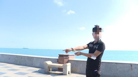 Nhóm cướp giật dưới 20 tuổi từ TP.HCM về Vũng Tàu ăn hàng - Ảnh 1.