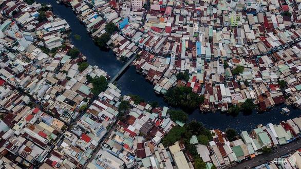 Nguy cơ ngập lụt tại TP.HCM có thể tăng 10 lần cho đến 2050 - Ảnh 1.
