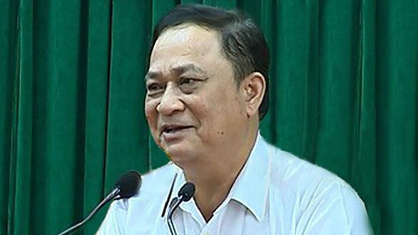 Ngày mai, cựu thứ trưởng Bộ Quốc phòng Nguyễn Văn Hiến hầu tòa - Ảnh 1.