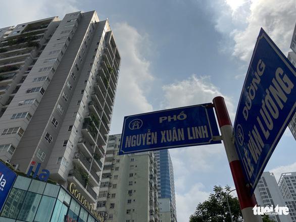 Dự án bãi đỗ xe biến thành chung cư cao tầng trên đất vàng như thế nào? - Ảnh 1.