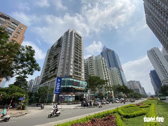 Dự án bãi đỗ xe biến thành chung cư cao tầng trên đất vàng như thế nào? - Ảnh 3.
