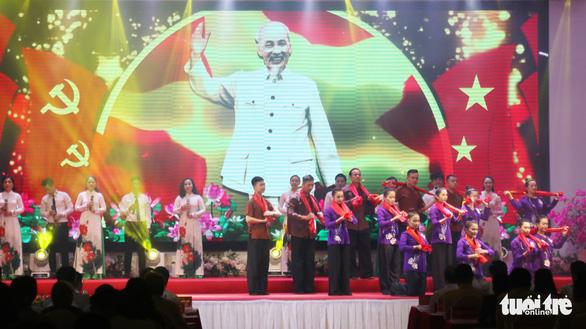 Cuộc đời và sự nghiệp Chủ tịch Hồ Chí Minh là một bản anh hùng ca - Ảnh 1.