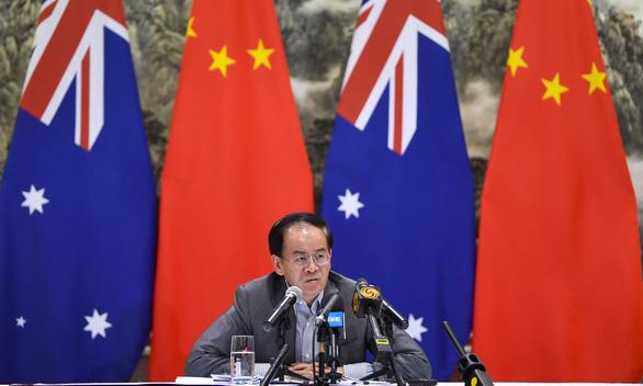 Trung Quốc phớt lờ đối thoại thương mại, Úc tính tìm thị trường mới - Ảnh 2.