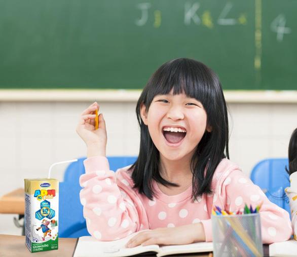 Dinh dưỡng nào cho bé vui khỏe khi quay lại trường - Ảnh 4.