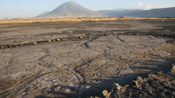 Phát hiện nơi có nhiều dấu chân người tiền sử nhất châu Phi - Ảnh 1.
