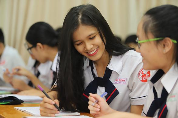 Thêm nhiều trường tuyển sinh lớp 10 tích hợp tại TP.HCM - Ảnh 1.