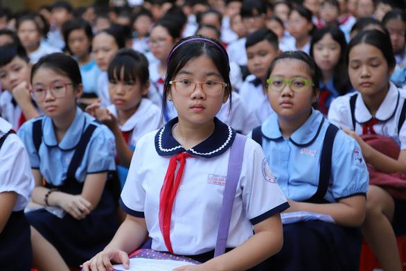 Chỉ tiêu tuyển sinh vào lớp 6 Trường THPT chuyên Trần Đại Nghĩa - Ảnh 1.