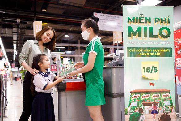 MILO tiếp năng lượng cho trẻ trở lại trường - Ảnh 2.