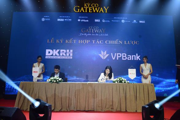 Danh Khôi hợp tác với ngân hàng, đối tác triển khai Kỳ Co Gateway - Ảnh 1.