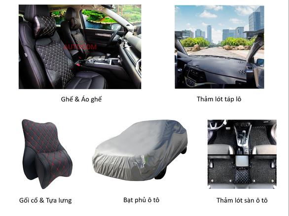 Thaco gia tăng xuất khẩu linh kiện ghế ôtô - Ảnh 3.