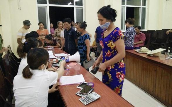 Lùm xùm chi hỗ trợ gói 62.000 tỉ ở xứ Thanh - Ảnh 1.