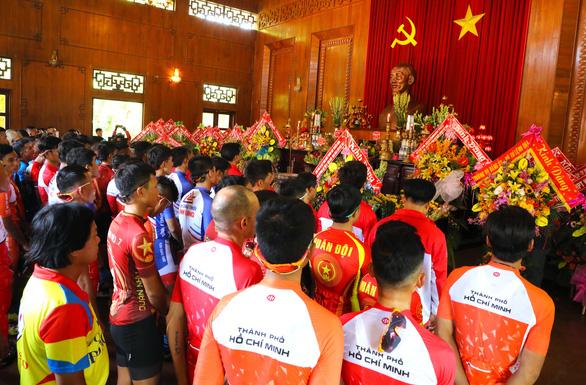 Cuộc đua xe đạp Cúp Truyền hình TP.HCM 2020: Cơ hội quảng bá Việt Nam ra thế giới - Ảnh 1.