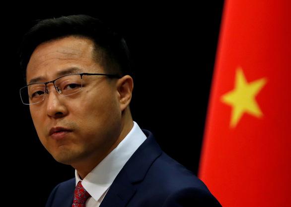 Trung Quốc: Mỹ đừng đùa với lửa chuyện Đài Loan - Ảnh 1.