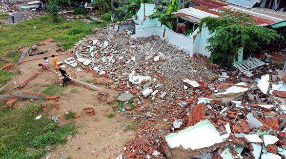 Tìm thuốc trị xây nhà không phép ở Bình Chánh - Ảnh 1.