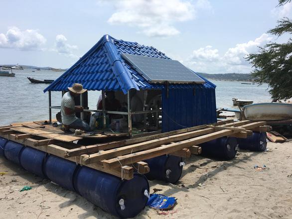 Nền tảng giám sát môi trường biển ứng dụng IoT đầu tiên tại Việt Nam ra mắt - Ảnh 1.