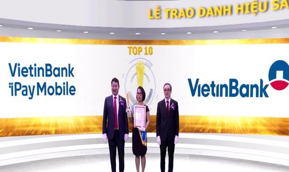 VietinBank tỏa sáng tại Sao Khuê 2020 - Ảnh 1.
