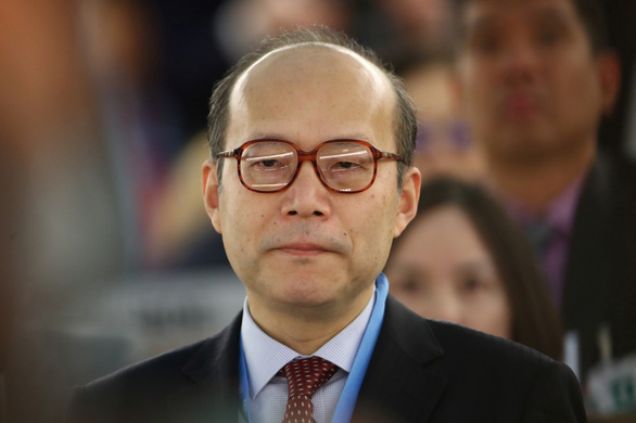 Trung Quốc chỉ trích Mỹ bênh vực Đài Loan trước WHO - Ảnh 1.