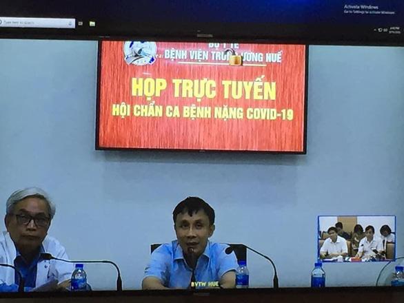Việt Nam 0 ca mới, các bệnh viện hội chẩn lần 3 ca phi công người Anh - Ảnh 1.