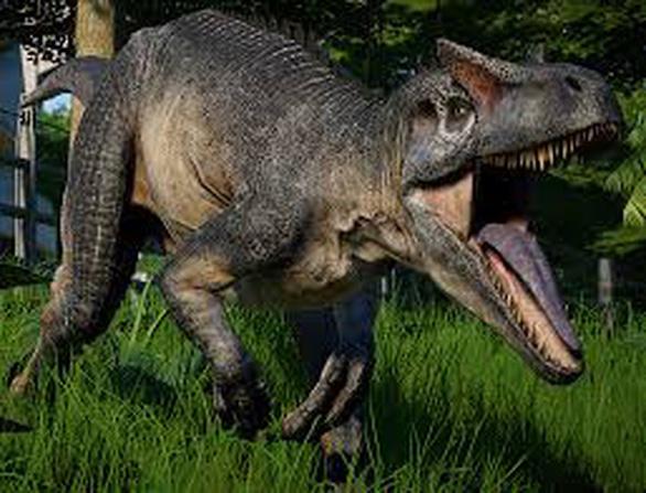 Phát hiện hóa thạch khủng long ăn thịt cuối cùng trên trái đất - Ảnh 3.