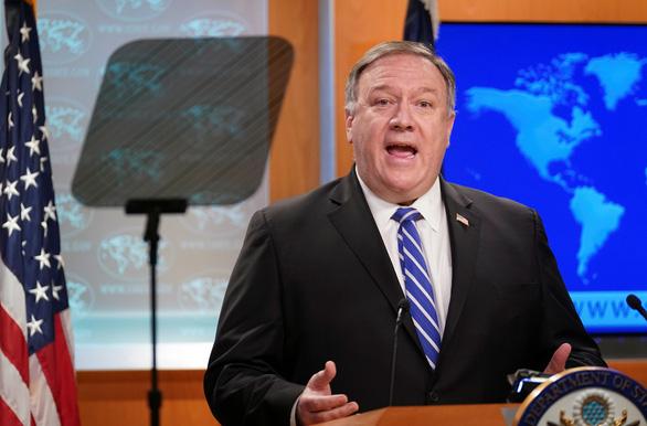 Ngoại trưởng Mỹ lên án yêu sách của Trung Quốc với Biển Đông tại hội nghị ASEAN - Ảnh 1.
