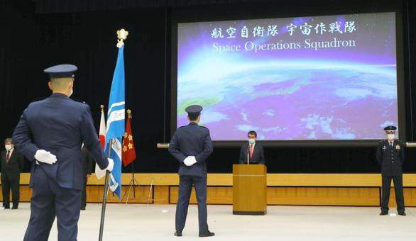 Nhật thành lập lực lượng tác chiến vũ trụ bảo vệ vệ tinh - Ảnh 1.