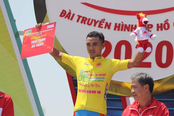 Nguyễn Tấn Hoài thắng chặng đầu tiên - Ảnh 3.