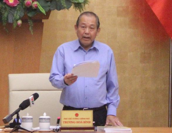 Cải cách hành chính: Bộ GTVT cuối bảng, Quảng Ninh dẫn đầu - Ảnh 1.