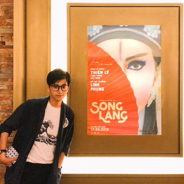 Lê Đức Hiệp và Võ Hoàng Hiếu: 2 ông trùm poster phim Việt - Ảnh 1.